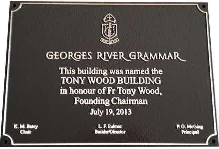 Commemorative plaque 3