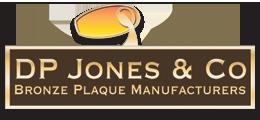 DP Jones & Co - Bronze Plaque Manufacturers